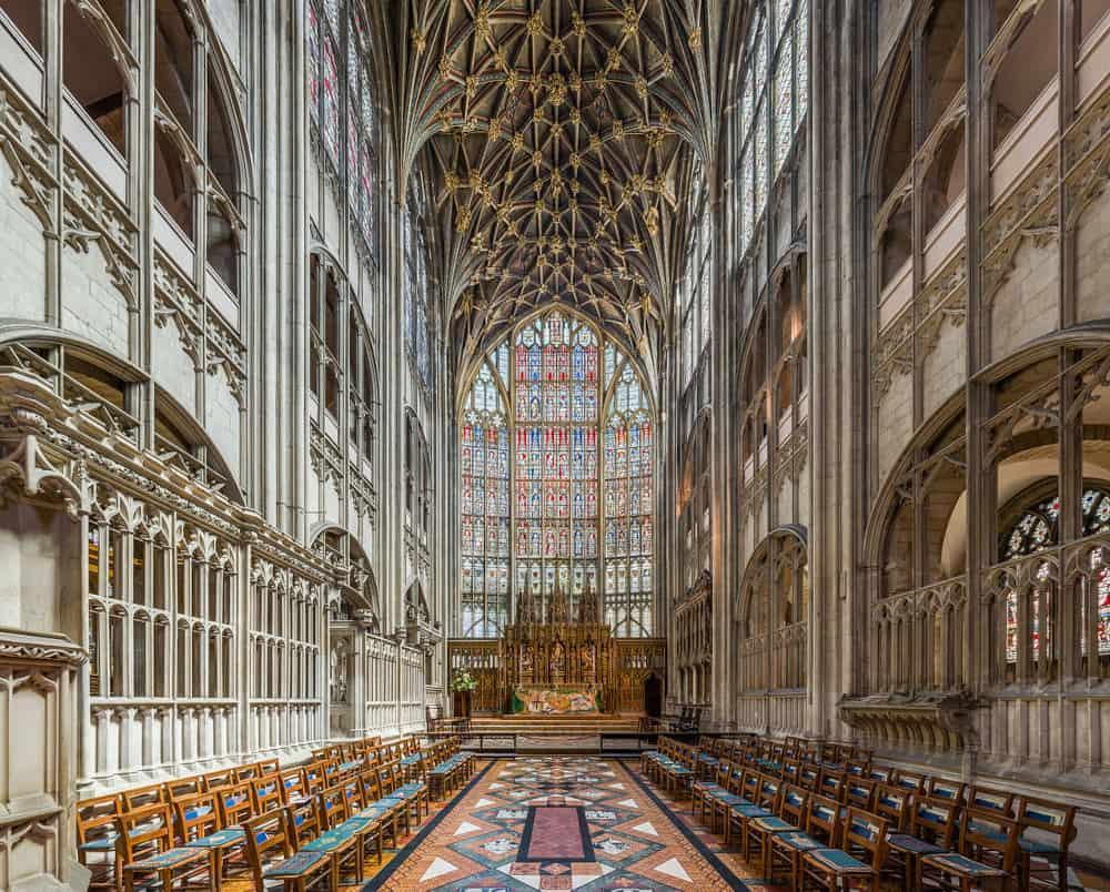 Perpendicular Gothic Gloucestershire
